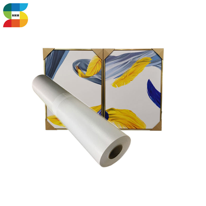 Poly-cotton Unprimed blend Canvas Rolls