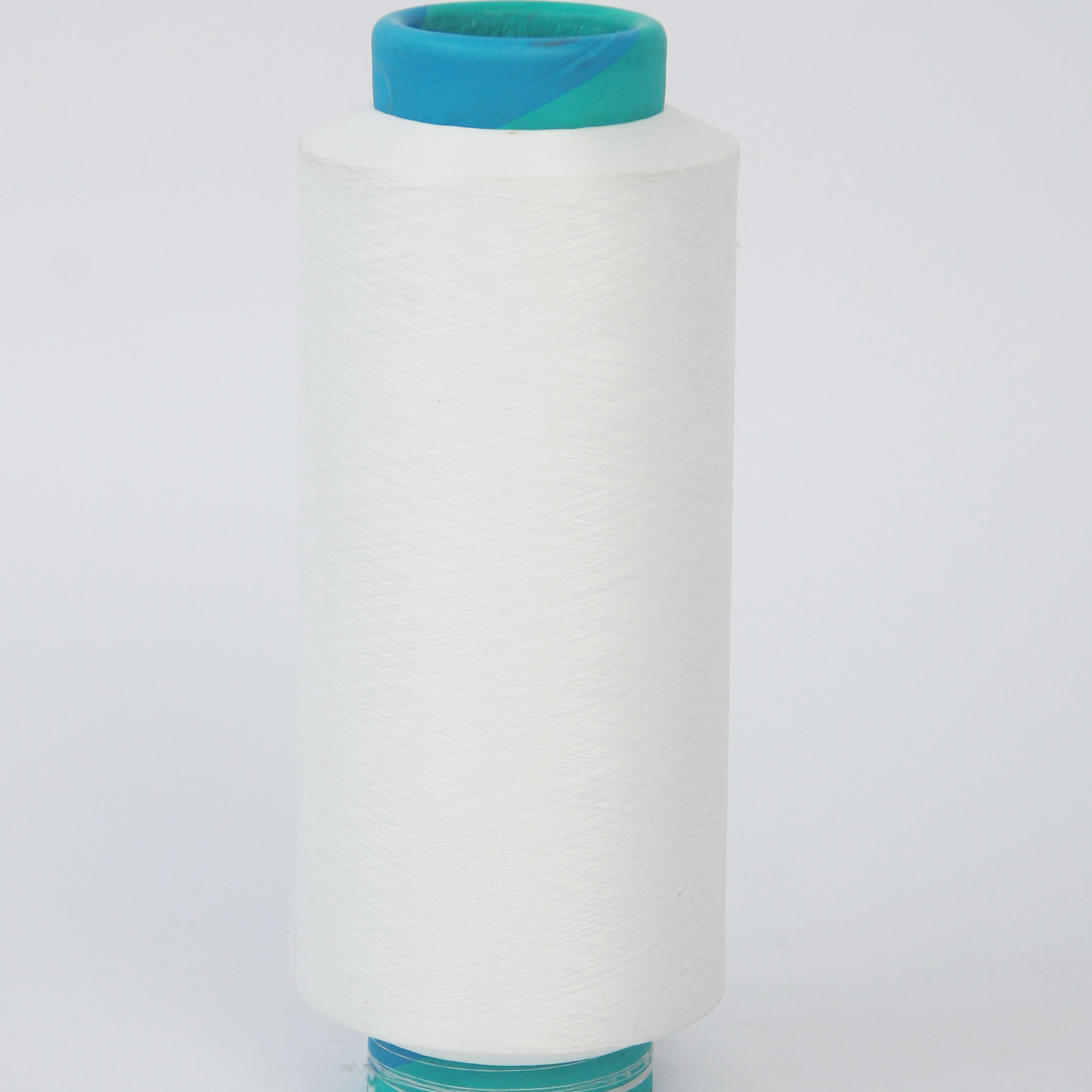 Eco Circle recycled polyester yarn DTY 20d ~ 300d recycled yarn DTY with GRS/TC certificate