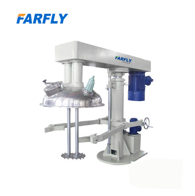 China Farfly FDH-11 high speed mixer for ink paint
