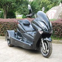 JINGLING gas motor 300CC  electric tricycle for adults