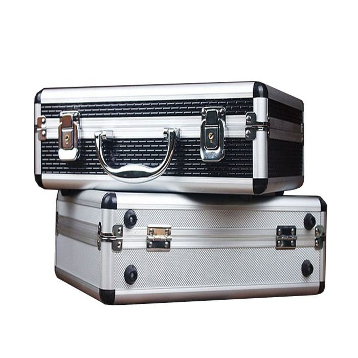 Hot sale durable Aluminum Instrument Carrying Case