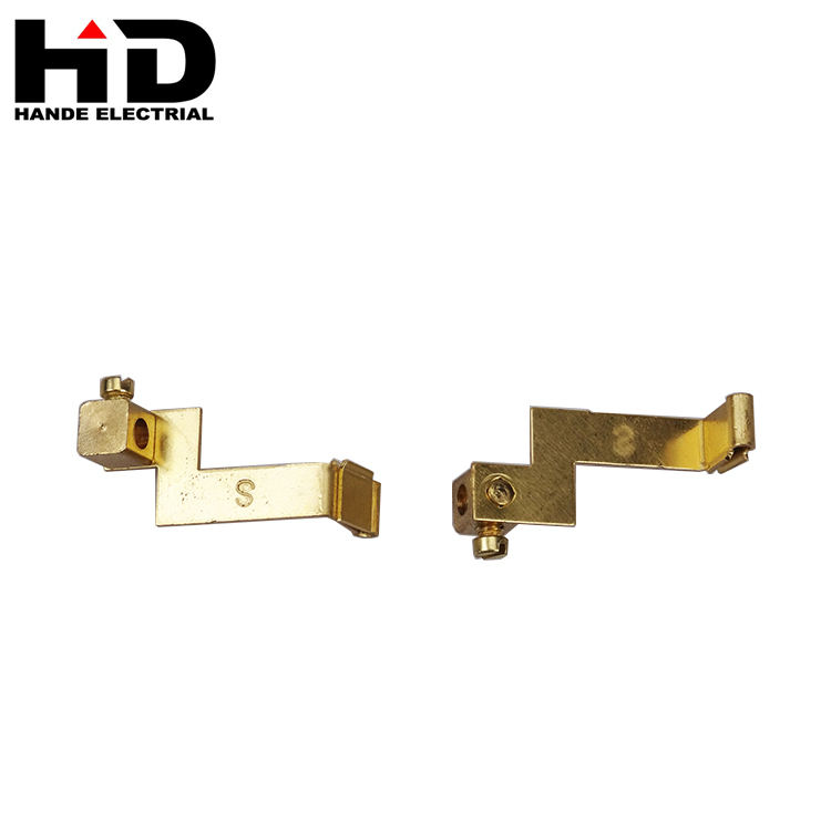 3 핀 electrical cp brass dwv plug 피팅