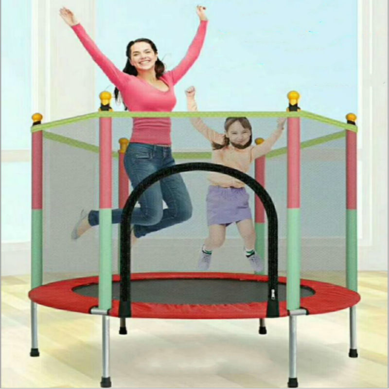 fashion Indoor home Kid Trampoline For Jumping/ children trampoline