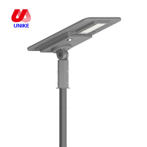 Made in China ip65 outdoor hohe lumen LED licht 60w 80w 90w alle-in-one umwelt freundliche solar straße licht led