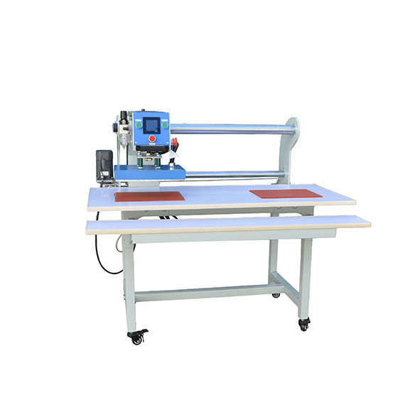 Automatic Upforward Desktop Type Sliding Label Stamping Customized Heat Transfer Machine 8x12 inches