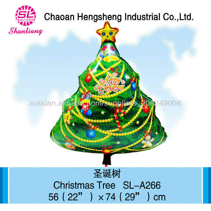новогоднее украшение игрушки воздушный шар китайский производитель