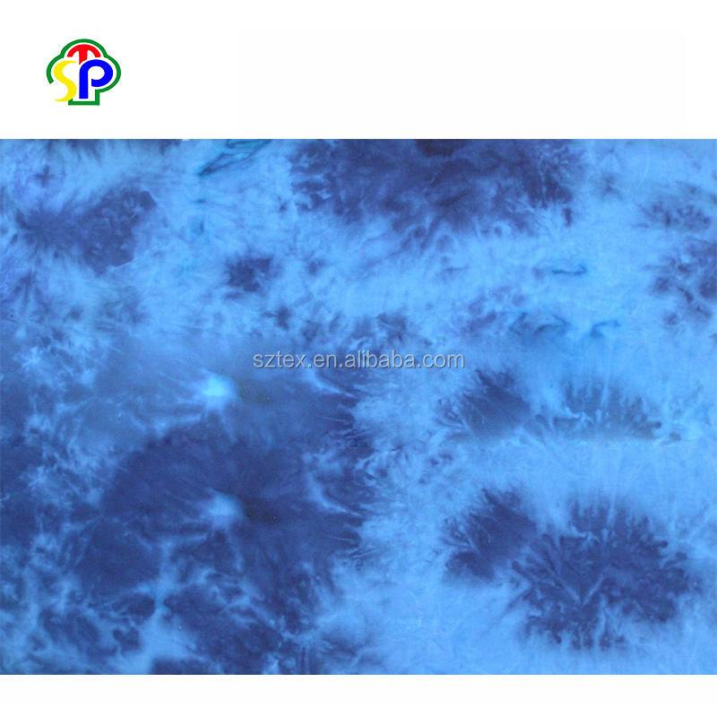 Şık ve kalite rayon bükülmüş düz kravat boyalı kumaş