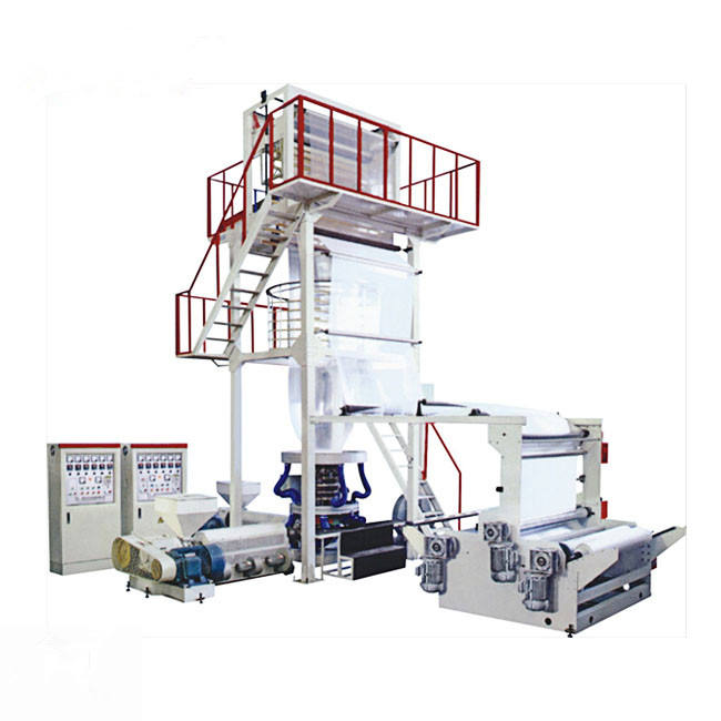 High speed Taiwan Quality ABA Blowing Film Machine/Agriculture Polyethylene plastic film making machine price