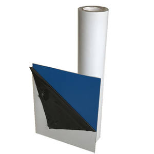 Free Sample Sticky High Grade Adhesive Film for Interior/Exterior Aluminum Composite Panel Steel