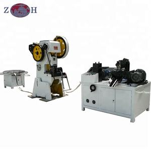 Automatic Car Oil Filter Core Making Machine for spiral seam locked cores