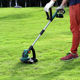 EAST 20V small electric motors steel weed grass trimmer for grass finishing