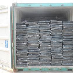 High tensile strength reclaimed rubber for conveyor belt