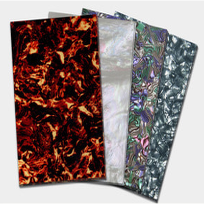 cast acrylic sheet pearl acrylic celluloid laminate sheet