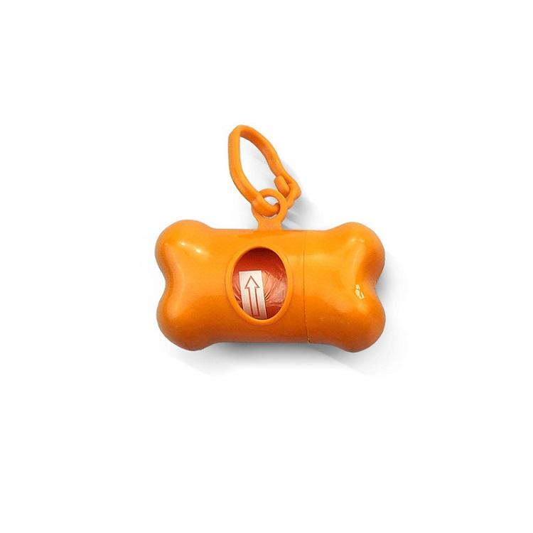 Factory direct good quality cute dog waste bag dispenser
