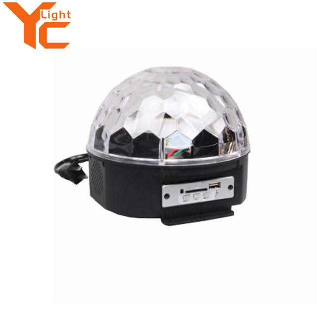 OEM Provided Factory Crystal Ball Gold Disco Ball