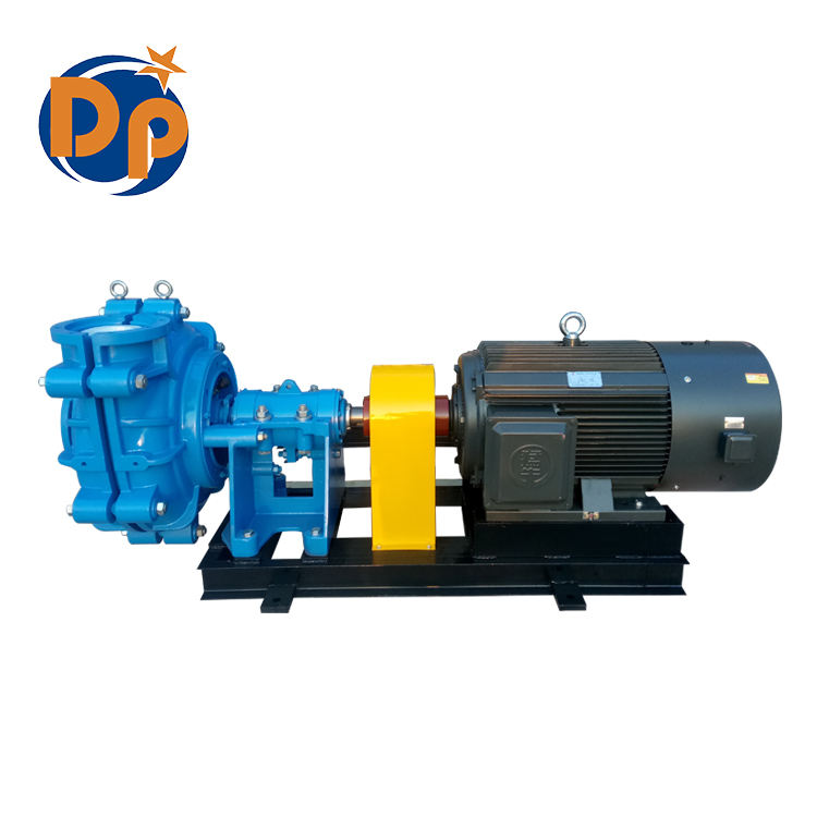 8bar Horizontal froth pump horizontal multi stage pumps