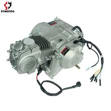YX 140 Off Road Dirt Bike 140cc Electric Foot Start Engine Fit For YinXiang 140cc Electric Start Engine Dirt Bike Motorcycle