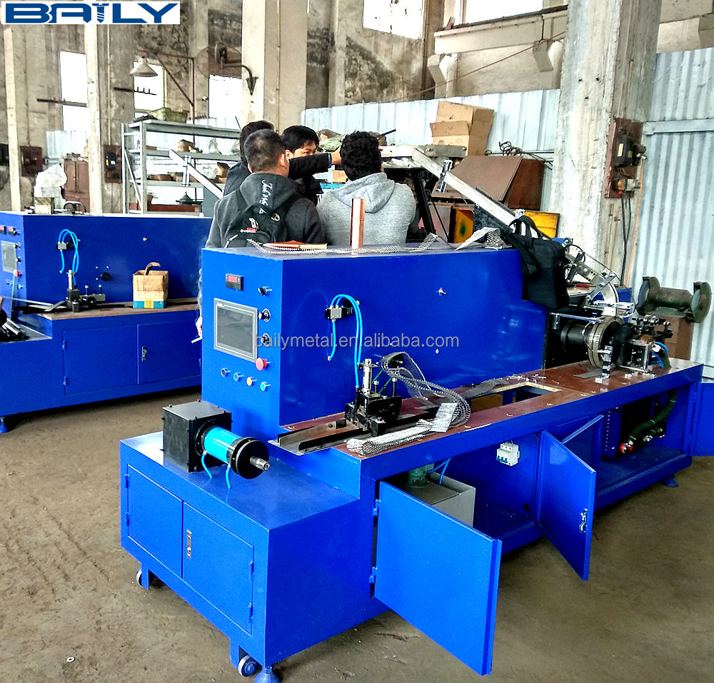 Professional factory production low price fully automatic China nail making machine