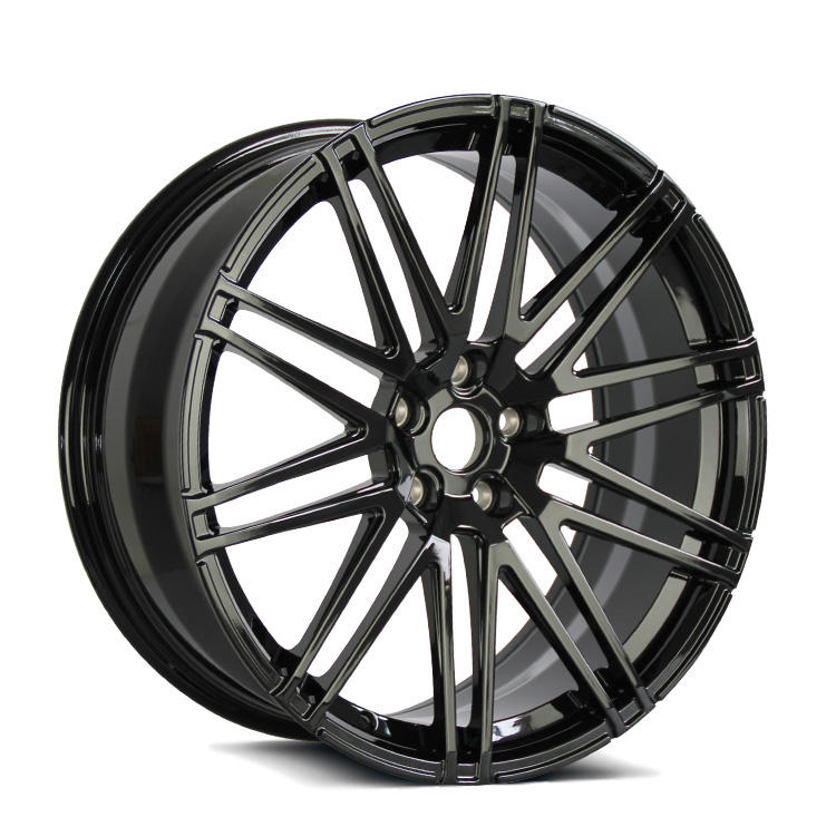 Hot sale special design forged wheel 20 inch popular polish car wheel in forged design