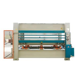 Hot Press Machine For Veneer Laminating Plywood