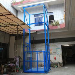 1000kg Electric Hydraulic Warehouse platform lift Goods Freight Elevator