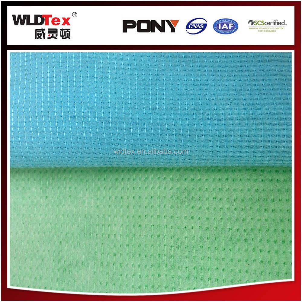 Tela <span class=keywords><strong>não</strong></span> tecida bond <span class=keywords><strong>ponto</strong></span> 100D impresso Home Textile