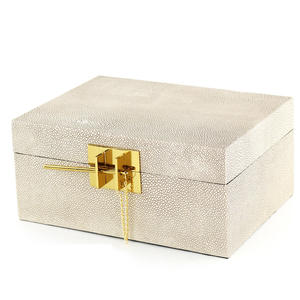 wholesale luxury leather jewelry box