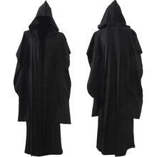 New Design Black Dolman Sleeve Folding Cloak With Hooded