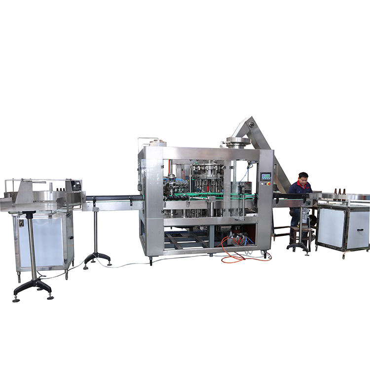 NEW high quality beer canning machine equipment, low price small beer can bottle filling machine