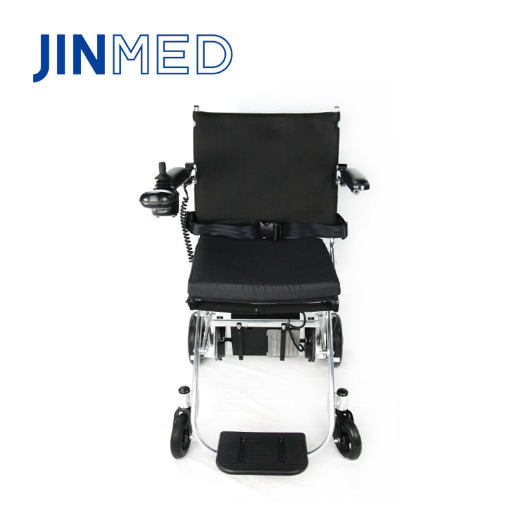 Electric Wheel Chair Electric Wheel Chair DYN30A-LY-ZJ Utra Light Aluminum Electric Wheelchair Lithium Battery Power Wheel Chair