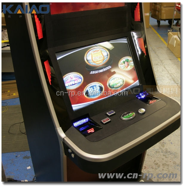 SLA resin/CNC machining plastic model figures prototype electronic vertical service/vending/ticket/game machine