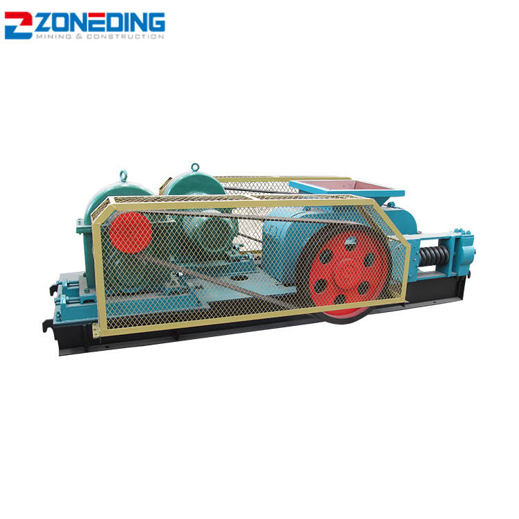 According to different models Double Roll Crusher