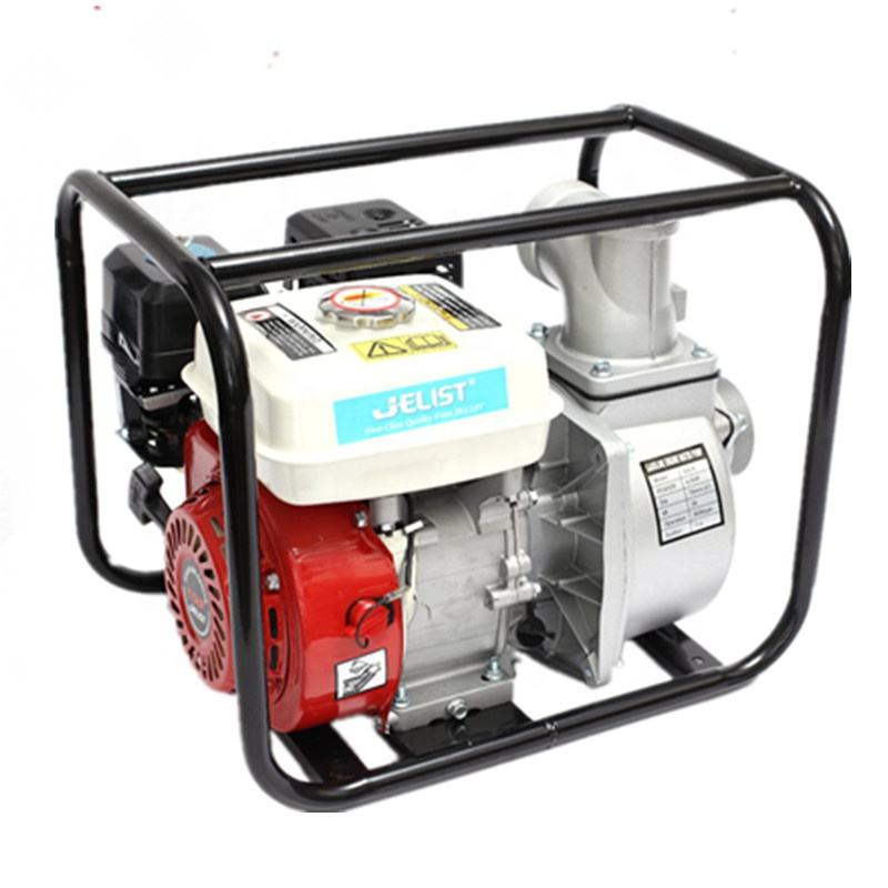 Agriculture watering tool gasoline water pump with best price