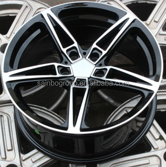 Large size 18 inch 20 Inch Sainbo China factory alloy replica wheels rims F5834