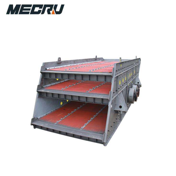 Stone Crushing Screening Coal Trommel Vibrating Grizzly Bearing Exciter For Lab Used Sand Screen Machine