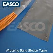 EASCO Button Wrapping Band Cable Management