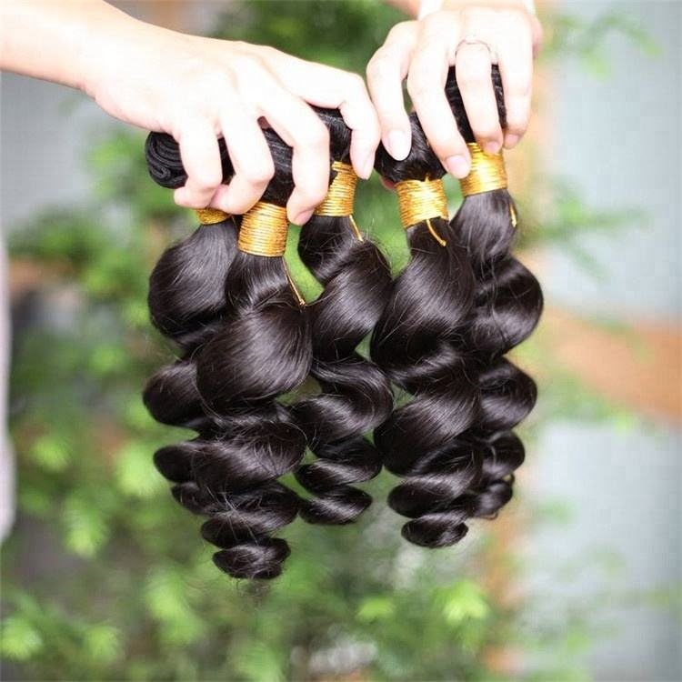 9A grade 105g one bundle hot sell 100% brazilian virgin kinky curly hair weft