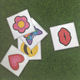 Wholesale Flower Heart Butterfly Designed DIY Diamond Painting Stickers for Kids&Adults