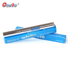 Hot sale bright white 2.5ml 5ml Sliver tooth bleach teeth whitening pens Whitener Bleach Remove Stains Oral Hygiene