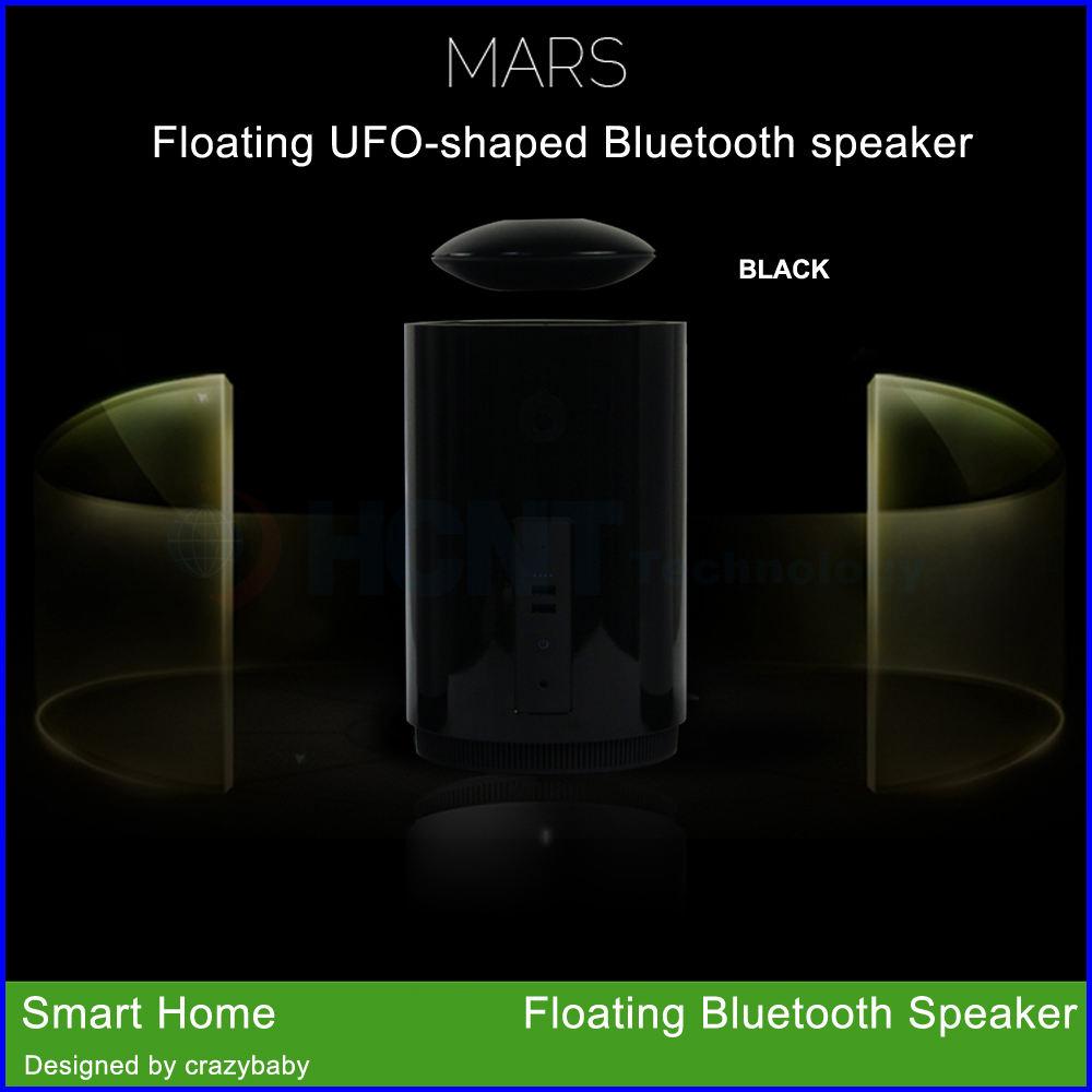 Levitating WiFi bluetooth altavoz con carga inalámbrica amplificador hogar