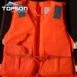 High quality marine safety life vest jacket