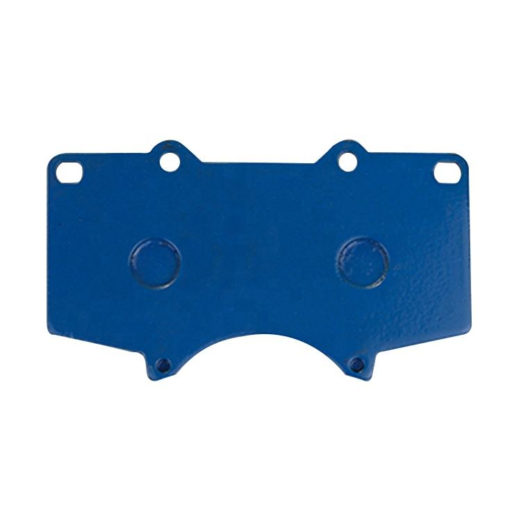 Reasonable Price Car Partsprado 2700 Wholesale Semi-metal Auto disc Brake Pad