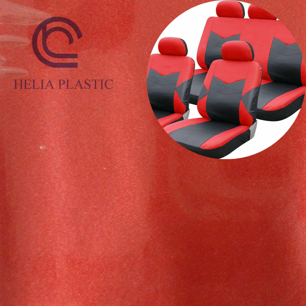 PVC leather for car seat, PVC leather for car seat cover, PVC leather for chair
