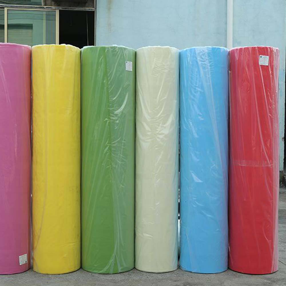 Factory direct environmental protection PP spunbond non woven fabric