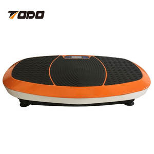 fitness exerciser machine ultrathin body slimmer vibration plate