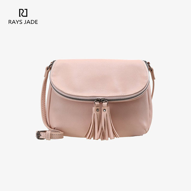 latest Italian fashion simple designer handbag
