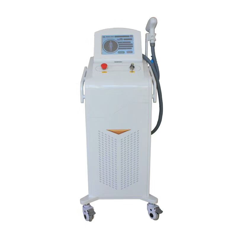 Alexandrite 808nm dioda laser hair removal permanen mesin