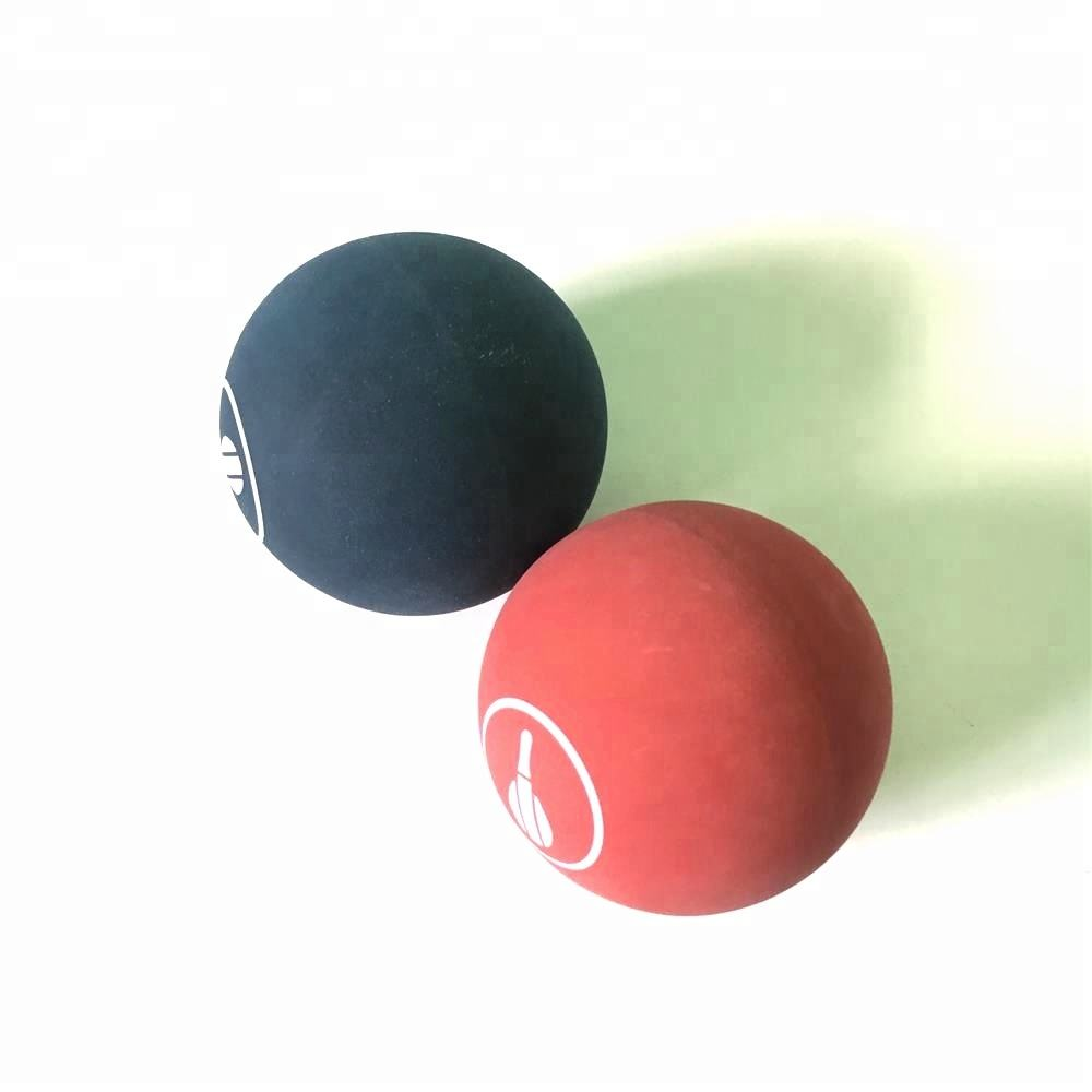 Kunden spezifische 50mm <span class=keywords><strong>55mm</strong></span> Navy Red Colors Fresco bol Balls