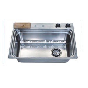 Best Type High Quality Stainless Steel Undermount Corner Sink