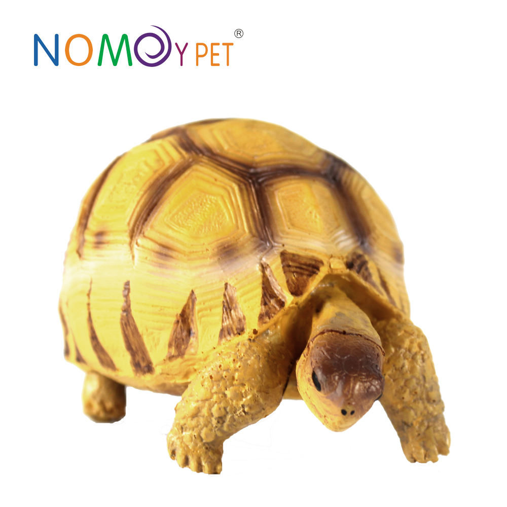 NOMOY PET china atacado bonito resina figurines tartaruga venda quente